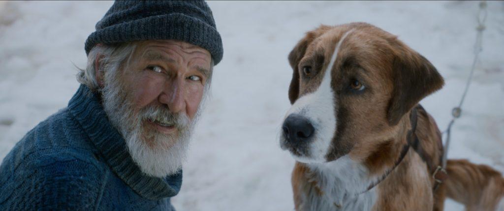 Il richiamo della Foresta con Harrison Ford da oggi al cinema: trailer, trama e 16 fantastiche immagini in HD da scaricare