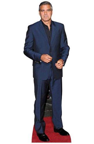 George Clooney sagoma 176 cm H