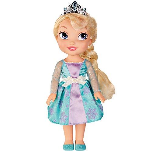Bambola Elsa Disney Frozen con costume di carnevale