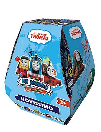 Il Trenino Thomas, Uovissimo, Uovo di Pasqua con sorprese