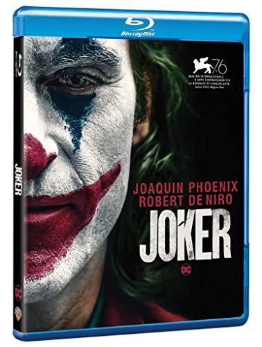 Joker con Joaquin Phoenix (Blu Ray)
