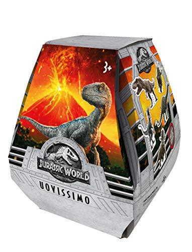 Jurassic World, Uovissimo, Uovo di Pasqua con sorprese