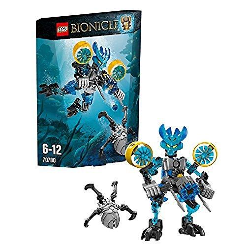 LEGO Bionicle 70780 - Gali Maestro dell'Acqua