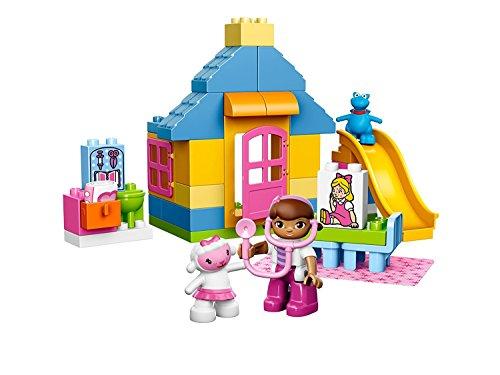 LEGO Duplo - Dottoressa Peluche: Clinica In Giardino