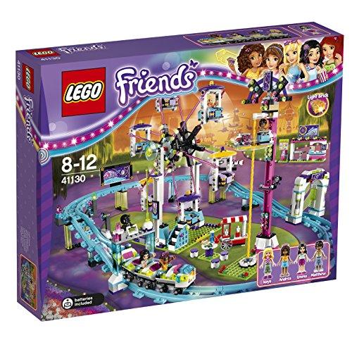 LEGO Friends La Montagne Russe Del Parco Divertimenti