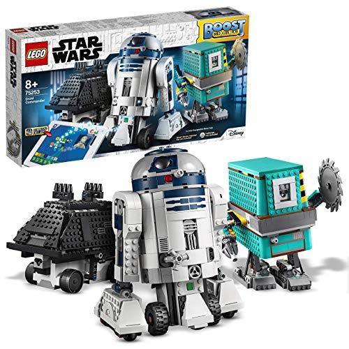 Lego Star Wars - Comandante Droide Boost con R2-D2