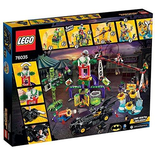 LEGO Super Heroes - Jokerland
