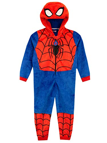 Marvel - Pigiama intero tuta bambino Spiderman