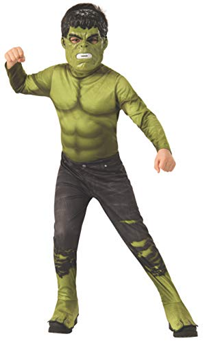 Costume di carnevale Hulk con muscoli 5-6 anni