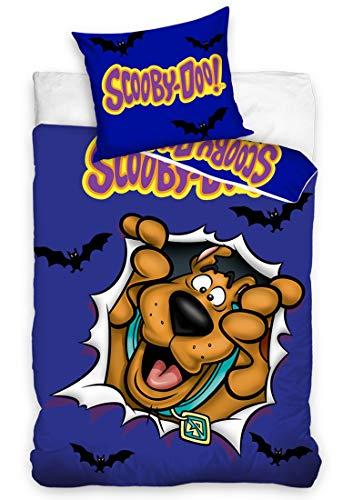 Scooby Doo Parure copripiumino letto singolo