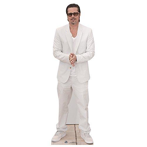 Brad Pitt sagoma 176 cm H