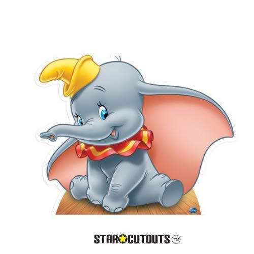 Dumbo sagoma 74 X 92 cm