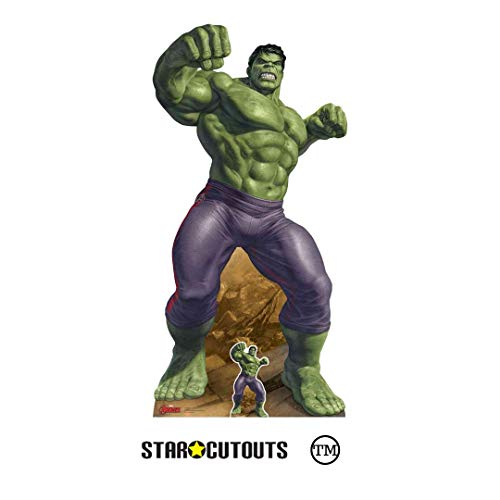 Sagoma cartonata Hulk