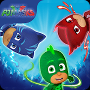 Pj Masks App Super City Run