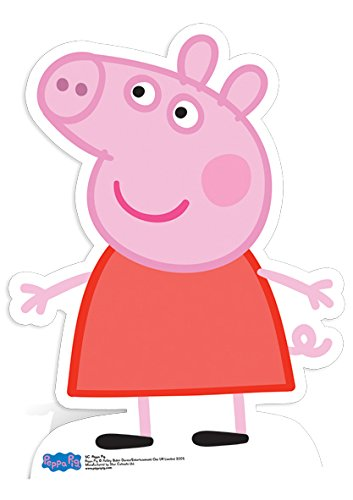 Sagoma Stand-Up Peppa Pig