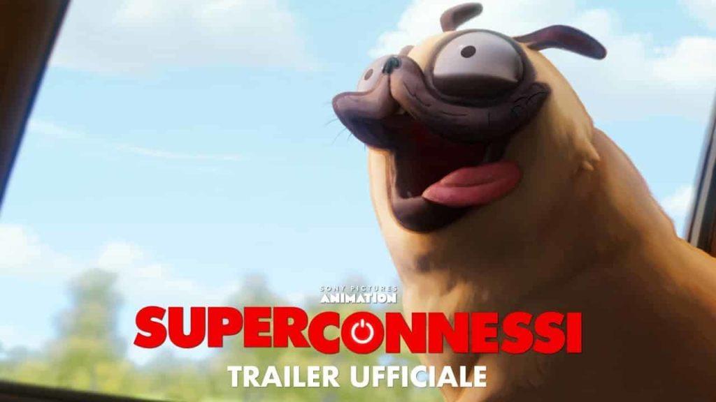 superconnessi trailer ufficiale