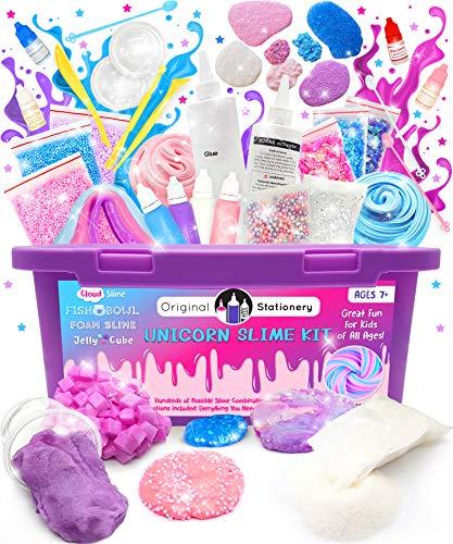 Kit completo per Slime Unicorno
