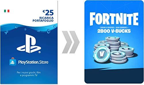 PSN Credito per Fortnite  2800 V-Bucks