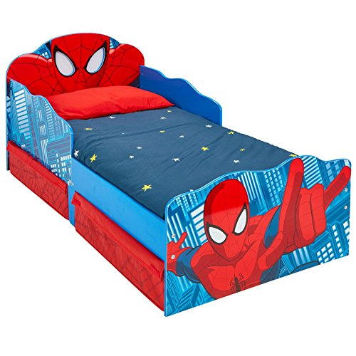 Lettino bimbo Spiderman