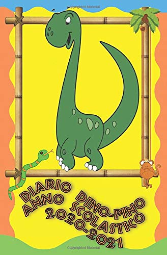 Diario Dino-Pino anno scolastico 2020-2021