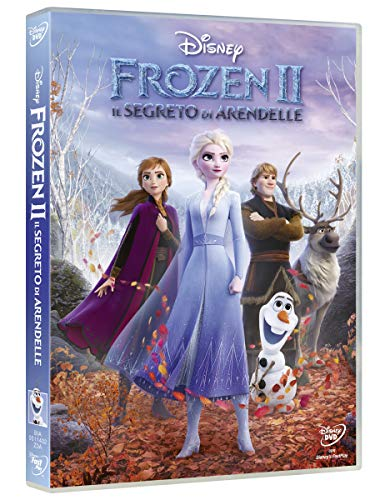 Frozen II Il Segreto di Arendelle ( DVD)
