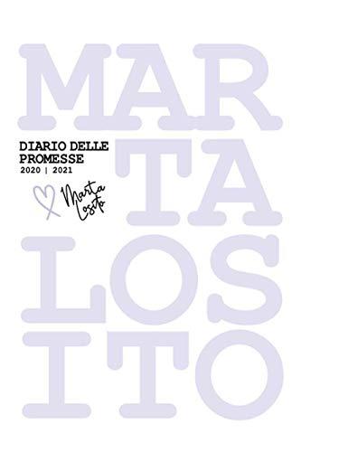 Diario delle promesse di Marta Losito scuola 2020-2021