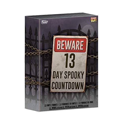 Calendario dell'avvento Funko Spooky 13 giorni