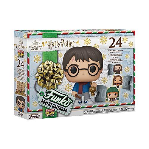 Calendario dell'avvento Funko Harry Potter