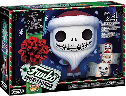 Funko Pop Calendario dell'Avvento The Nightmare Before Christmas