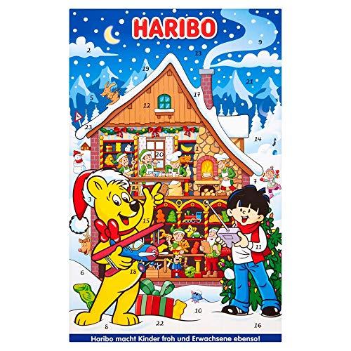 Calendario dell'Avvento Haribo