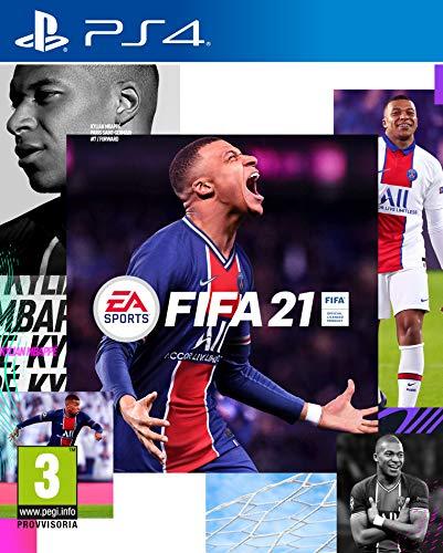 Videogioco FIFA 21 per PlayStation 4, include upgrade per PS5