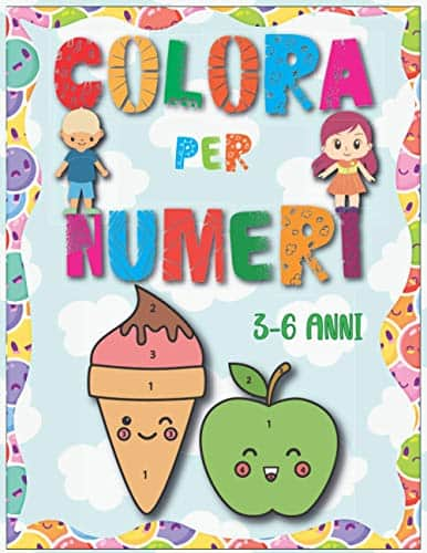 Colora per Numeri