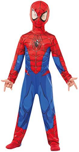 Spiderman Marvel Classic costume bambino, 3 - 4 Anni